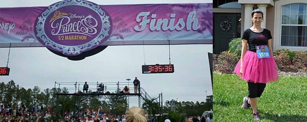 Disney Princess 1/2 Marathon 2012