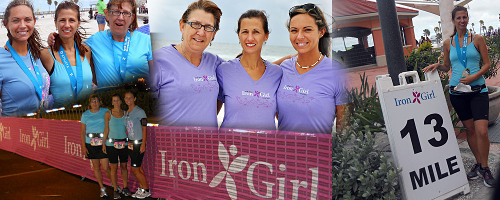 Iron Girl 2012