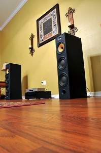 B&W DM 604 S2 Speakers